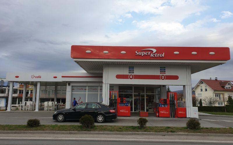 Benzinska pumpa Doboj