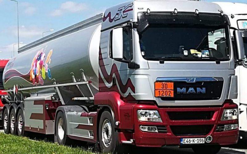 transport naftnih derivata sl3