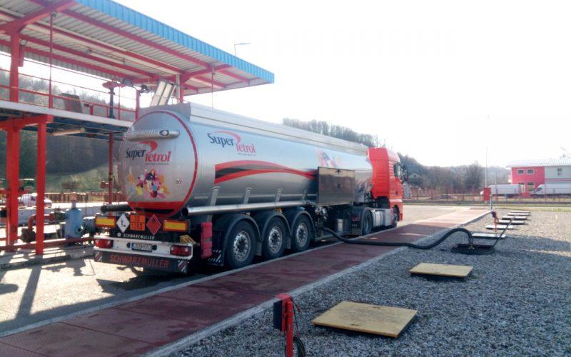 transport naftnih derivata sl9